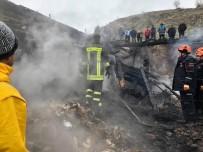 Yangında Bir Kişi Hayatını Kaybetti