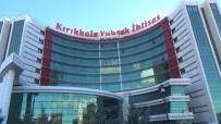 TEKNİK ARIZA - 700 Yataklı Hastanede Trafo Patladı