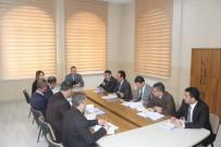 Ağrı'da '2023 Eğitim Vizyonu Çalıştayı Bilgilendirme Toplantısı'