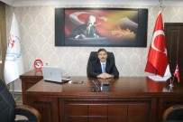 KREDI VE YURTLAR KURUMU - Ağrı GSİM'ye Cihan Demir Atandı