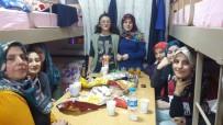 İBN-İ SİNA - Anneler Bir Gününü Çocukları İle Pansiyonda Geçiriyor