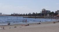 BOĞULMA VAKASI - Avustralya'da Termometreler 42 Dereceyi Gördü