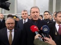 SAKARYA VALİSİ - Bakan Akar'dan Eylem Açıklaması