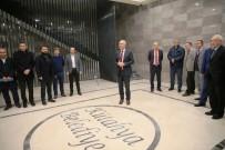GÖLGELI - Başkan Kamil Saraçoğlu Açıklaması Yeni Hizmet Binamız Kütahya'ya Hayırlı Olsun