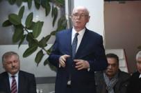 SOSYAL DEMOKRAT - Başkan Kurt Yaptıklarını Anlattı, Dilek Ve Şikayetleri Dinledi