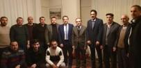 CÜNEYT EPCIM - Başkan Vekili Epcim'den Mahalle Ziyaretleri