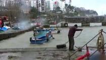 Batı Karadeniz'de Kuvvetli Rüzgar