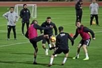 NECIP UYSAL - Beşiktaş, Bir Eksikle Hazırlıklarını Sürdürdü