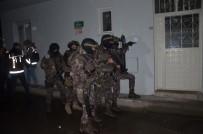 ŞAFAK OPERASYONU - Bin Polisle Uyuşturucu Operasyonu
