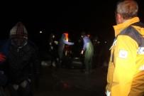 GÜNEY AFRIKA - Botları Alabora Olan Göçmenler Kurtarıldı