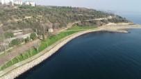 BİSİKLET YOLU - Darıca'ya Millet Bahçesi Geliyor