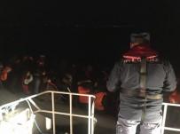 DAVUTLAR - Davutlar'da 41'İ Çocuk 94 Kaçak Göçmen Yakalandı