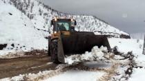 Diyarbakır'da 1400 Kilometre Yol Kardan Temizlendi