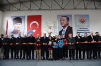 İMAM HATİP LİSESİ - Dünya Şampiyonu Judocu Kendi İsminin Verdiği Spor Salonun Açılışını Yaptı