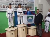 Foçalı Karateciler Ege Karate Ligi'ne Puanla Başladı