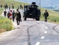 Iğdır'da terör saldırısı: 1 asker şehit oldu, 2 asker yaralandı