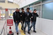 İnşaattan Hırsızlık Yaptıkları İddiasıyla Gözaltına Alınan Şahıslar Serbest Bırakıldı