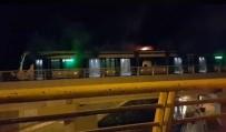 BOSNA HERSEK - Isınan Klima Motoru Tramvay Vagonunda Yangına Neden Oldu