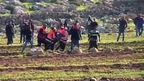 PLASTİK MERMİ - İsrail Askerleri Batı Şeria'da 4 Filistinliyi Yaraladı
