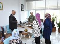 19 MAYıS - İstihdam Ofisi İş Arayanlar İle İşverenler Arasında Köprü Oluyor