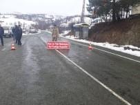Kar Ve Tipi, Malatya-Pütürge Yolunu Trafiğe Kapattı