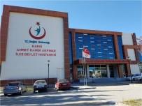 Kargı Devlet Hastanesi'nde 62 Bin Hasta Tedavi Oldu