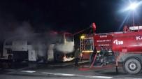 Kargı İtfaiyesi 2018 Yılında 9 Yangına Müdahale Etti