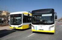 VATAN CADDESİ - Konya Büyükşehir'den Yeni Otobüs Hattı