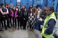 HAKAN YILMAZ - Öğrenciler Hızırilyas Su Yönetim Merkezi'ni Ziyaret Etti