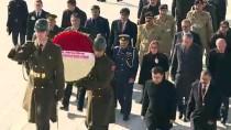 DıŞ EKONOMIK İLIŞKILER KURULU - Pakistan Başbakanı Han Anıtkabir'de