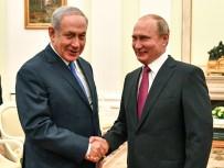VLADIMIR PUTIN - Putin Ve Netanyahu'nun Gündeminde Suriye Vardı
