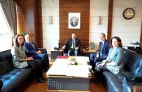 Sanayi Ve Teknoloji Bakanı Varank'tan NEVÜ Projelerine Tam Destek