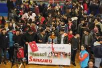ÖLÜMSÜZLÜK - Sarıkamış Şehitleri Mersin'de Anıldı