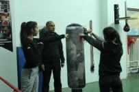 AVRUPA ŞAMPİYONU - Siirtli Kadın Boksörler Türkiye Şampiyonasına Hazırlanıyor