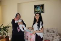 Sungurlu Belediyesi 289 Bebeğe 'Hoşgeldin' Dedi