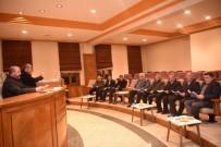 Taşköprü Belediyesi Yılın İlk Meclis Toplantısını Gerçekleştirdi