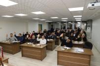 ADALET VE KALKıNMA PARTISI - Turgutlu Belediye Meclisi'nde Yılın İlk Toplandısı