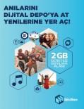 AKILLI TELEFON - Türk Telekom, Yeni Bulut Servisi Dijital Depo'yu Kullanıma Sundu