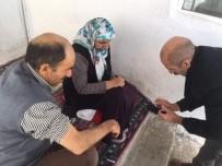 Tutak'ta Mobil Sağlık Taraması Yapıldı