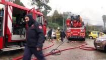 ÇENGELKÖY - Üsküdar'da Yangın