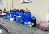SUBAŞı - Yalova'da Sahte İçki Operasyonu