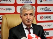 SAMSUNSPOR - Yücel Uyar Yılport Samsunspor'un Teknik Menajeri Oldu