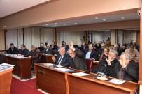 TOPLU KONUT - Yunusemre'de Yılın İlk Meclisi Yapıldı