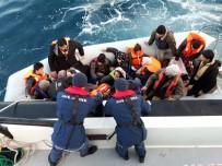 KÜÇÜKKUYU - 1 Haftada Denizlerde 497 Göçmen Yakalandı