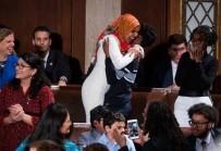 YEMİN TÖRENİ - ABD Kongresinde Dedesinden Kalan Kuran-I Kerim İle Yemin Etti