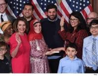 YEMİN TÖRENİ - ABD Kongresinde Kuran-I Kerim İle Yemin Etti