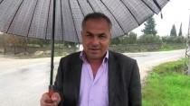 MEHMET KıLıNÇ - Adana'da Sağanak Taşkına Neden Oldu
