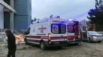 MİMAR SİNAN - Asansör Boşluğuna Düşen 2 İşçi Öldü