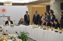 AİLE İÇİ ŞİDDET - Bakan Gül Açıklaması 'ABD Heyeti FETÖ Konusunun Türkiye İçin Öneminin Farkında'