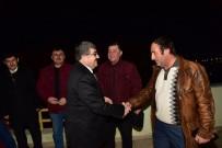 BISMILLAH - Başkan Can,TOKİ Sakinleriyle Bir Araya Geldi